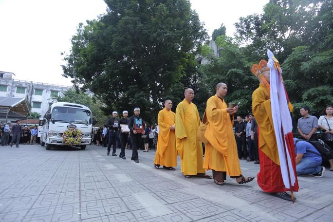 Hàng ngàn người tiễn biệt cố Thứ trưởng Lê Hải An - Ảnh 42.