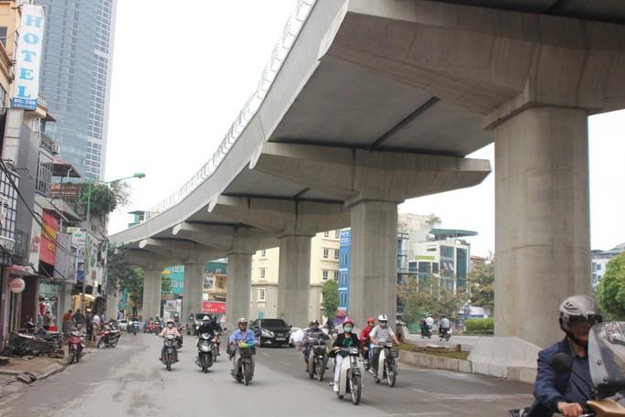 Dự án đường sắt đô thị Hà Nội vào tầm ngắm của Kiểm toán Nhà nước - Ảnh 1.