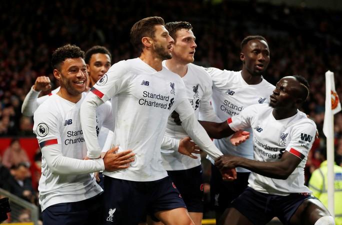 Nghẹt thở đại chiến, Liverpool suýt thua Man United tại Old Trafford - Ảnh 7.
