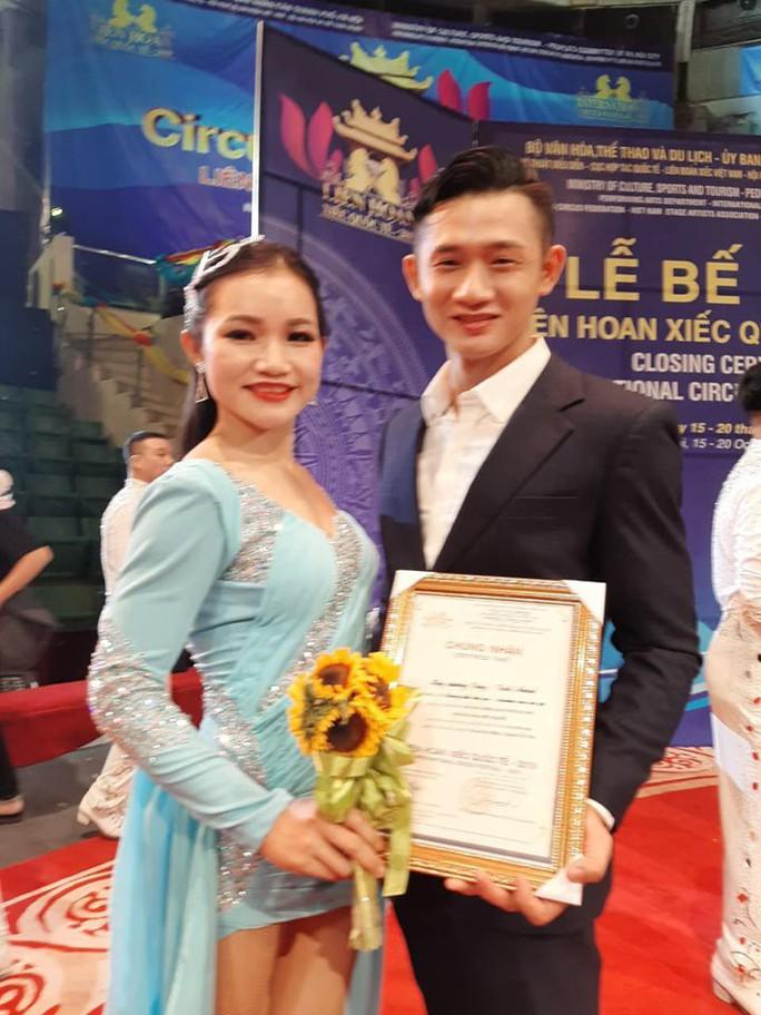 Xiếc của Việt Nam thắng lớn tại liên hoan quốc tế 2019 - Ảnh 2.