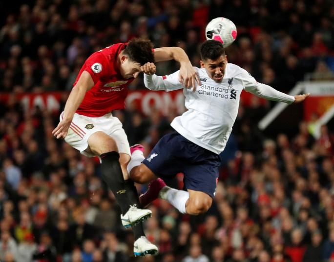 Nghẹt thở đại chiến, Liverpool suýt thua Man United tại Old Trafford - Ảnh 2.