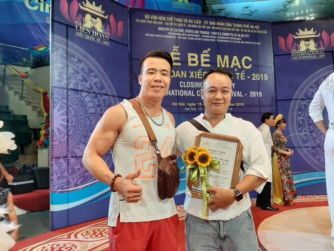 Xiếc của Việt Nam thắng lớn tại liên hoan quốc tế 2019 - Ảnh 3.