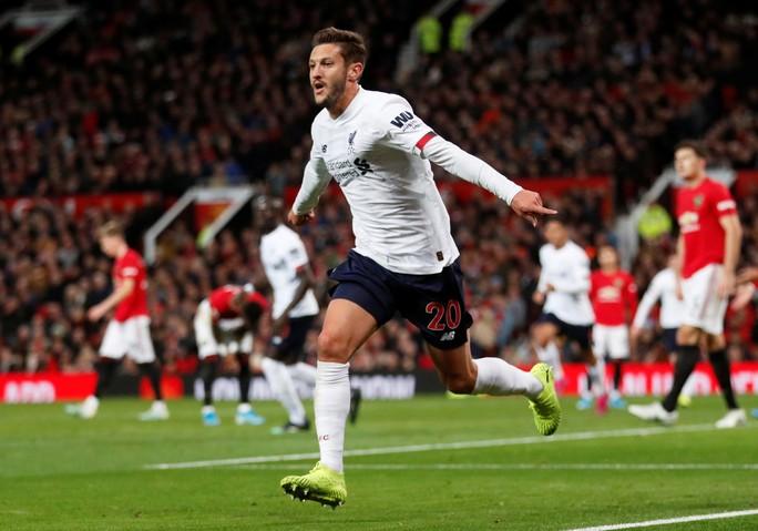 Nghẹt thở đại chiến, Liverpool suýt thua Man United tại Old Trafford - Ảnh 6.