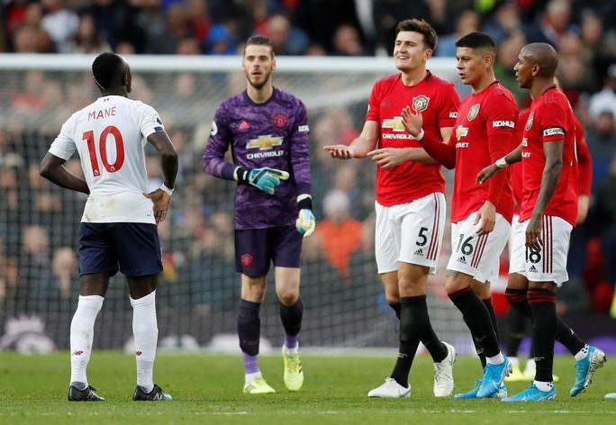 Nghẹt thở đại chiến, Liverpool suýt thua Man United tại Old Trafford - Ảnh 5.