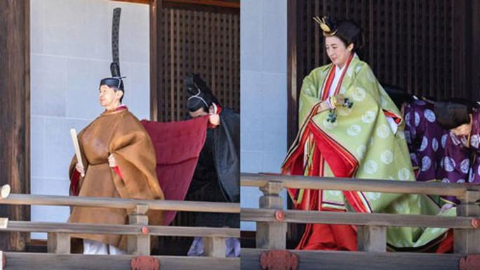 Hàng loạt cuộc gặp dịp Nhật hoàng lên ngôi - Ảnh 1.