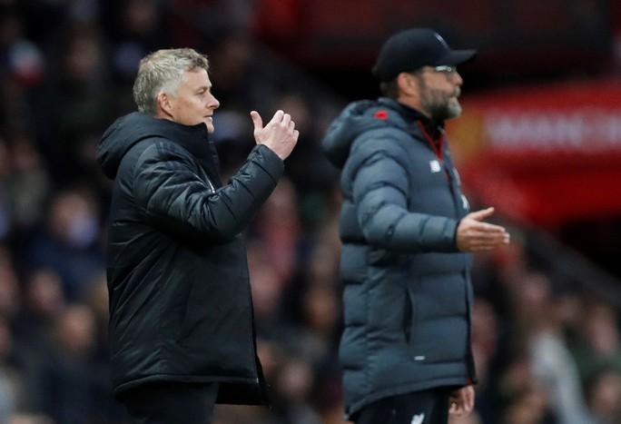 Nghẹt thở đại chiến, Liverpool suýt thua Man United tại Old Trafford - Ảnh 8.