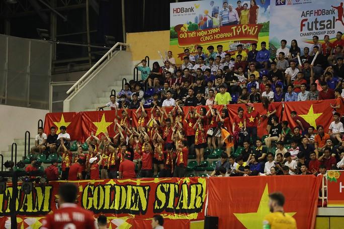 Việt Nam thắng kịch tính Úc ngày ra quân Giải Futsal Đông Nam Á - Ảnh 3.