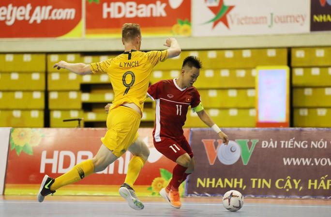 Việt Nam thắng kịch tính Úc ngày ra quân Giải Futsal Đông Nam Á - Ảnh 2.