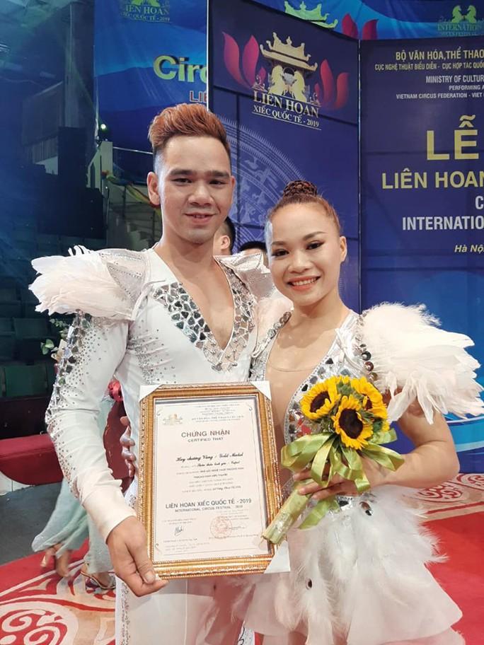 Xiếc của Việt Nam thắng lớn tại liên hoan quốc tế 2019 - Ảnh 1.