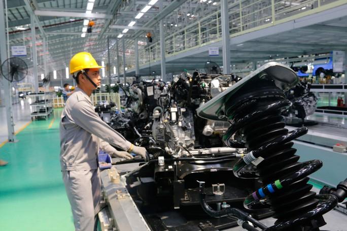 Công nghiệp ôtô: Vẫn rất khó khăn - Ảnh 1.