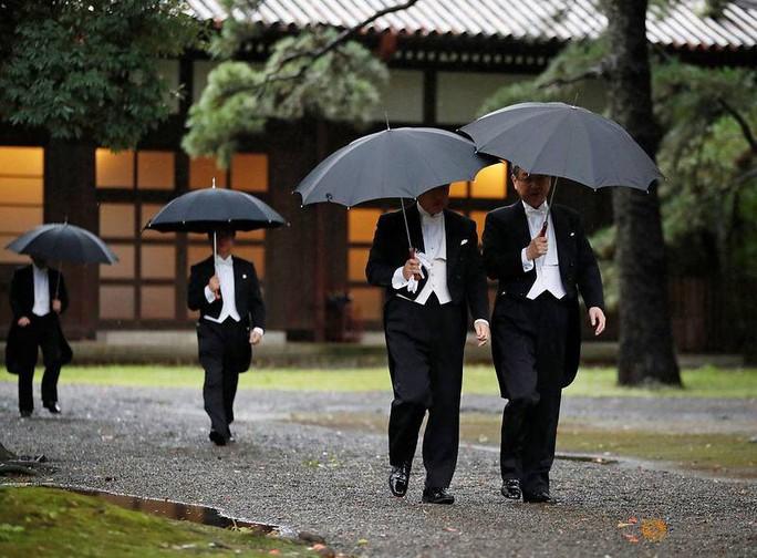 Nhật Bản ân xá 550.000 người nhân dịp Nhật hoàng lên ngôi - Ảnh 3.