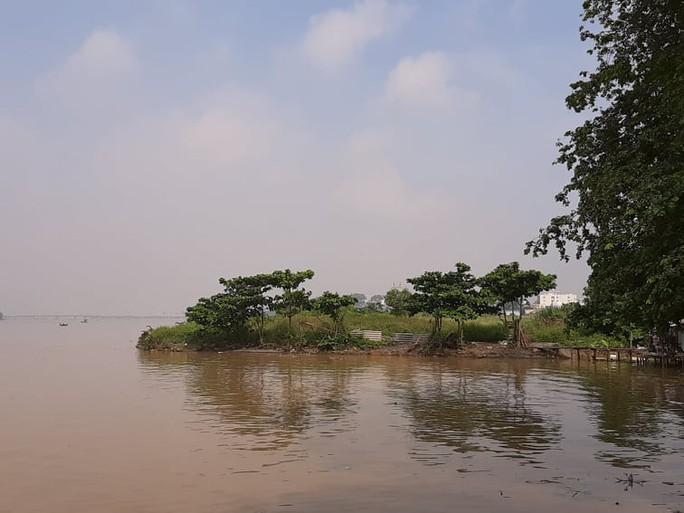 Từ dự án lấp biển ở Vũng Tàu, nhìn lại dự án lấp sông Đồng Nai  - Ảnh 1.