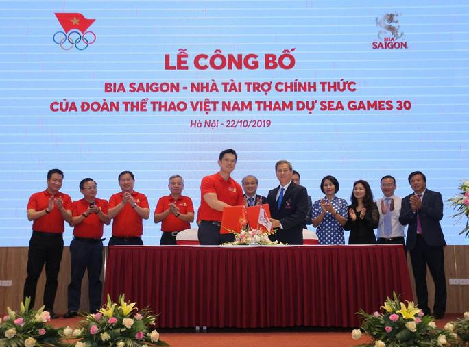 Việt Nam đặt chỉ tiêu 70-72 HCV, lọt top 3 toàn đoàn tại SEA Games 30 - Ảnh 1.