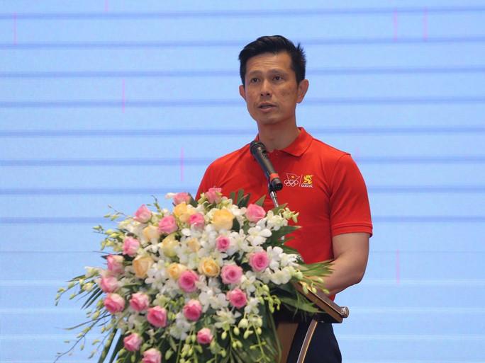 Việt Nam đặt chỉ tiêu 70-72 HCV, lọt top 3 toàn đoàn tại SEA Games 30 - Ảnh 2.