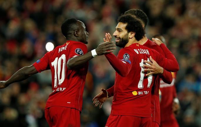 Salah chờ tái xuất, tiếp sức Liverpool - Ảnh 1.