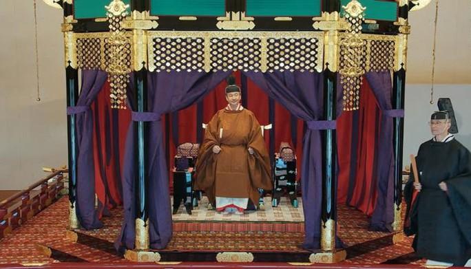 Thủ tướng Nguyễn Xuân Phúc dự tiệc Hoàng gia do Nhà vua Naruhito chủ trì - Ảnh 2.