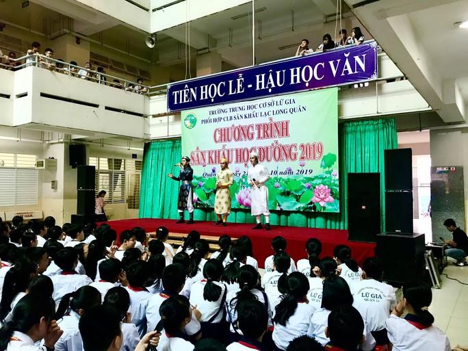 NSƯT Phương Hồng Thủy, nghệ sĩ Võ Minh Lâm gìn giữ tinh hoa Việt - Ảnh 7.