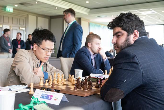 Grand Swiss 2019: Lê Quang Liêm đồng hạng 9, được thưởng 9.600 USD - Ảnh 2.