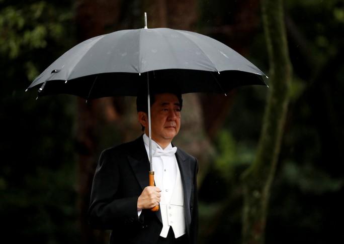 Nhật hoàng Naruhito chính thức lên ngôi - Ảnh 3.