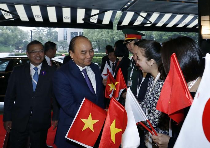 Thủ tướng Nguyễn Xuân Phúc dự tiệc Hoàng gia do Nhà vua Naruhito chủ trì - Ảnh 4.