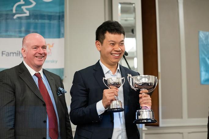 Grand Swiss 2019: Lê Quang Liêm đồng hạng 9, được thưởng 9.600 USD - Ảnh 6.