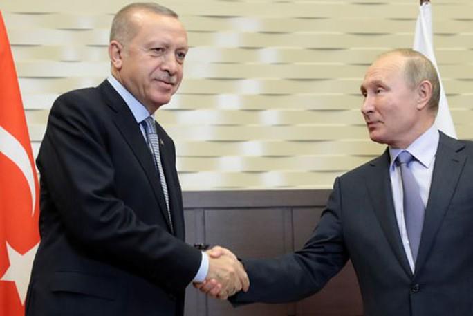 Nga - Thổ Nhĩ Kỳ đạt thỏa thuận về Syria, Mỹ mất mát nhiều? - Ảnh 1.