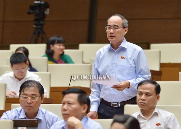 Bí thư Thành ủy TP HCM Nguyễn Thiện Nhân: Tăng giờ làm chỉ làm giảm năng suất lao động - Ảnh 2.