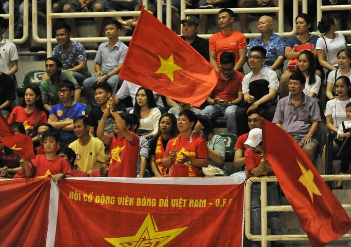 Tuyển Việt Nam chạm trán Thái Lan ở bán kết Giải Futsal Đông Nam Á - Ảnh 1.