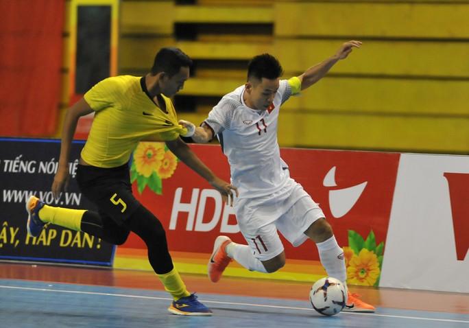 Tuyển Việt Nam chạm trán Thái Lan ở bán kết Giải Futsal Đông Nam Á - Ảnh 3.