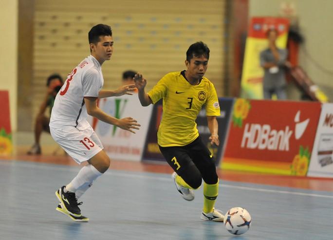 Tuyển Việt Nam chạm trán Thái Lan ở bán kết Giải Futsal Đông Nam Á - Ảnh 5.