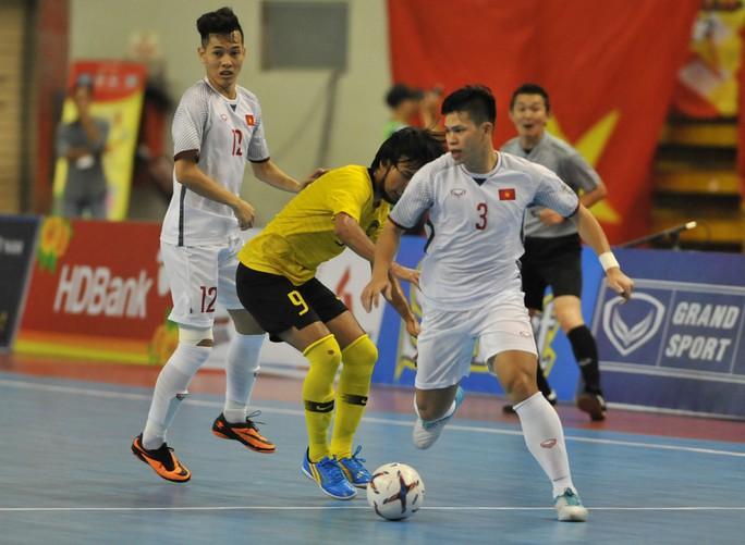 Tuyển Việt Nam chạm trán Thái Lan ở bán kết Giải Futsal Đông Nam Á - Ảnh 4.