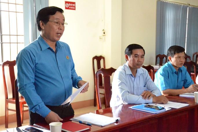 Kiên Giang: Một doanh nghiệp nợ 10 tỉ đồng kinh phí Công đoàn - Ảnh 1.