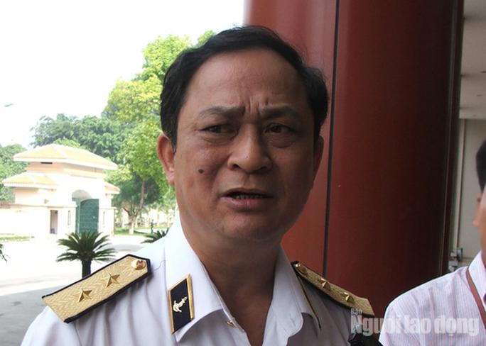 Khởi tố Đô đốc Nguyễn Văn Hiến, nguyên Thứ trưởng Bộ Quốc phòng - Ảnh 1.