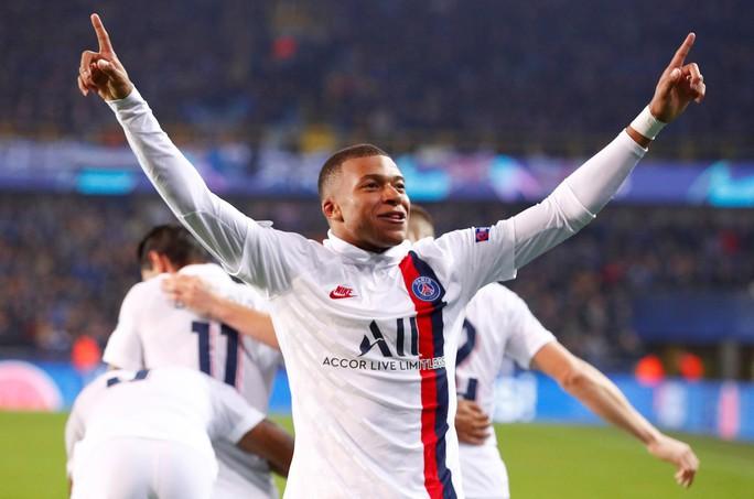 Ninja Rùa lập kỷ lục, PSG lỡ kỳ tích Champions League - Ảnh 4.