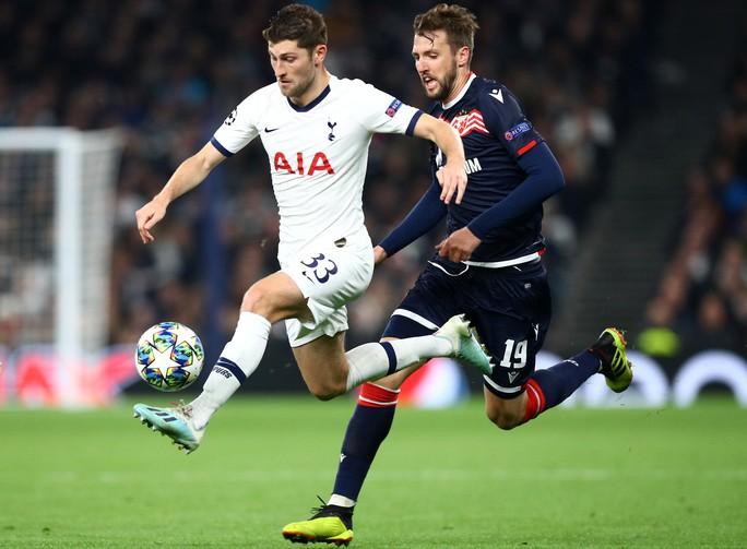 Ứng viên Bóng vàng tỏa sáng, Tottenham thắng hủy diệt Crvena Zvezda - Ảnh 1.