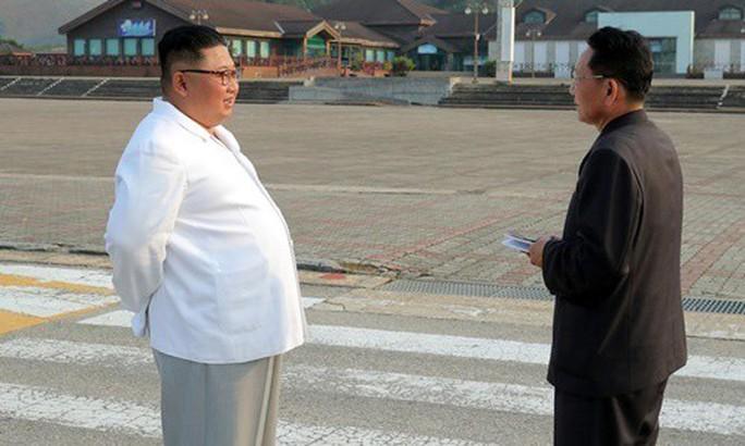 Triều Tiên muốn phá khu du lịch do Hàn Quốc xây - Ảnh 1.