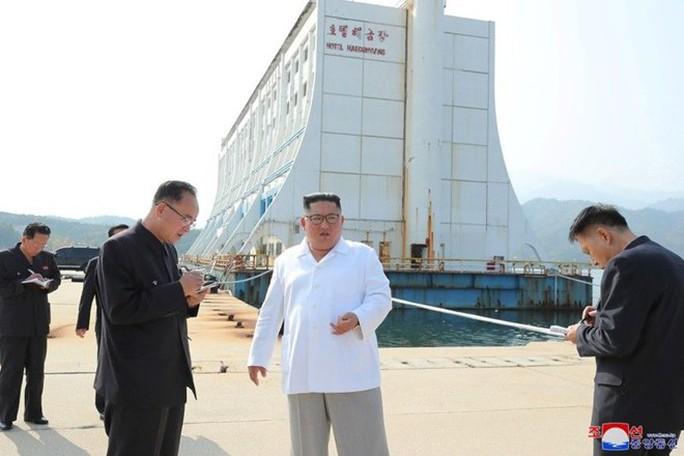 Triều Tiên muốn phá khu du lịch do Hàn Quốc xây - Ảnh 2.