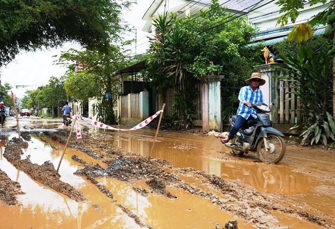 Quảng Ngãi tiếp tục đòi nợ chủ đầu tư đường Cao tốc Đà Nẵng - Quảng Ngãi - Ảnh 1.
