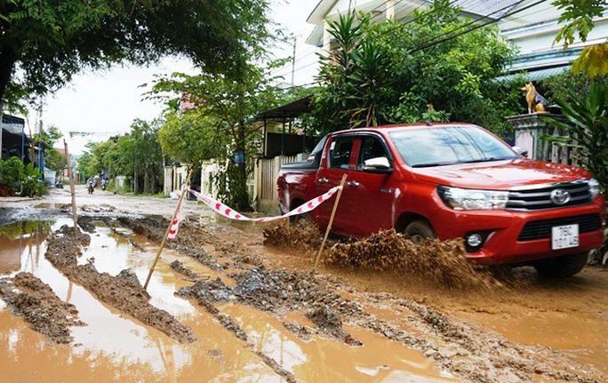 Quảng Ngãi tiếp tục đòi nợ chủ đầu tư đường Cao tốc Đà Nẵng - Quảng Ngãi - Ảnh 2.