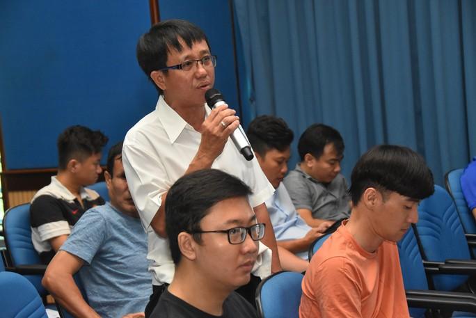 Cuộc thi sáng tác Bài hát cổ động bóng đá Việt Nam: Tăng tốc về đích - Ảnh 5.