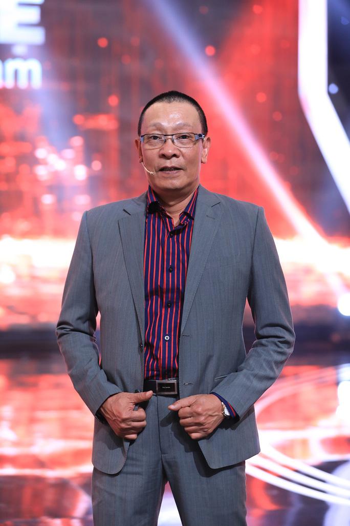 MC Lại Văn Sâm kinh ngạc trước tài năng của thí sinh Siêu trí tuệ Việt - Ảnh 1.
