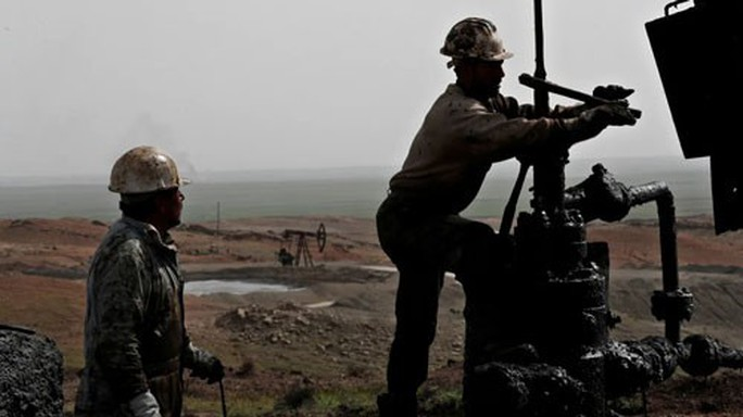 Mỹ và đòn bẩy mỏ dầu ở Syria - Ảnh 1.