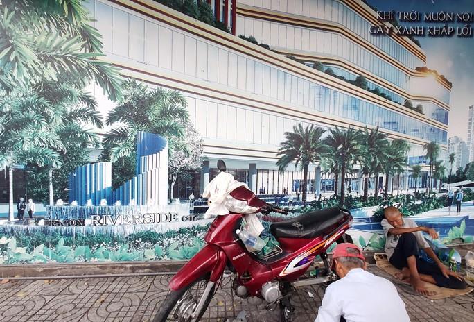 Cận cảnh khu phức hợp Dragon Riverside City 35.000 m2 bị cưỡng chế tại TP HCM - Ảnh 8.