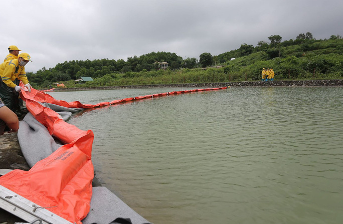 Sau vụ ô nhiễm nguồn nước, tình Hòa Bình đòi Công ty nước sạch Sông Đà trả hồ Đầm Bài - Ảnh 3.