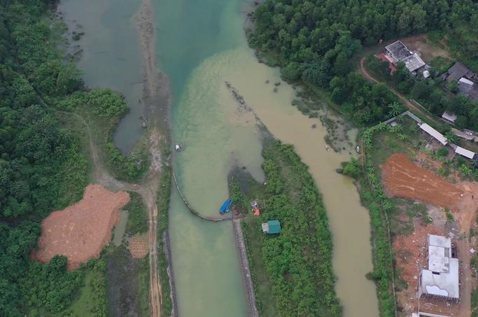 Sau vụ ô nhiễm nguồn nước, tình Hòa Bình đòi Công ty nước sạch Sông Đà trả hồ Đầm Bài - Ảnh 2.