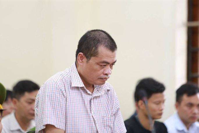 Gian lận thi cử ở Hà Giang: Tòa kiến nghị Bộ Công an điều tra có hay không việc đưa và nhận hối lộ - Ảnh 8.