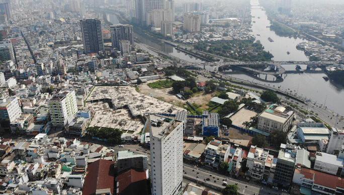 TP HCM cưỡng chế gần 35.000 m2 xây dựng không phép  - Ảnh 1.