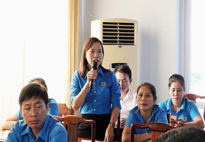 Bình Phước: Chủ động lo Tết cho công nhân khó khăn - Ảnh 1.