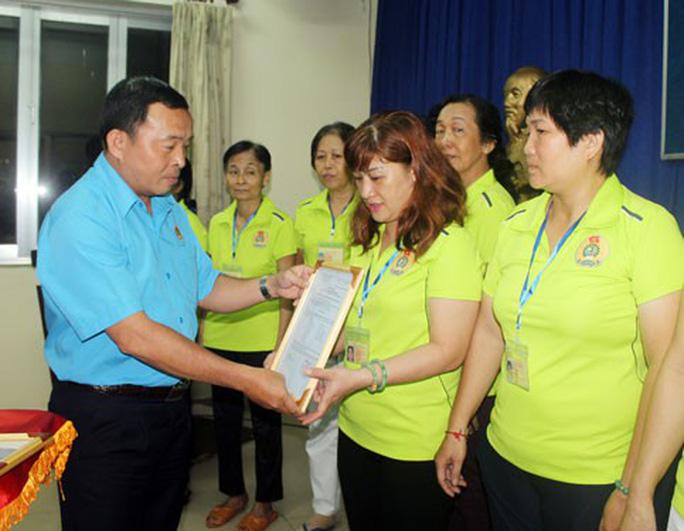 Ra mắt nghiệp đoàn lao động nữ giúp việc nhà - Ảnh 1.