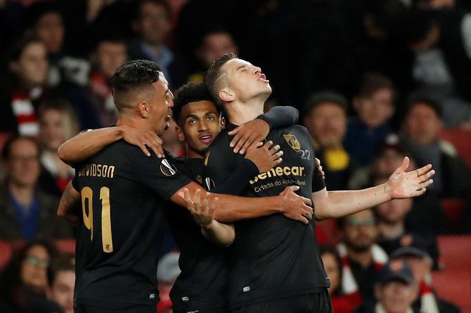 Tân binh 72 triệu bảng lập công, Arsenal toàn thắng Europa League - Ảnh 4.